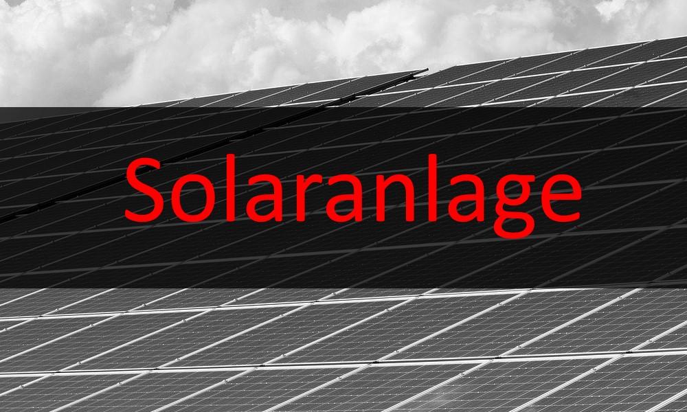 Solaranlagen Essen