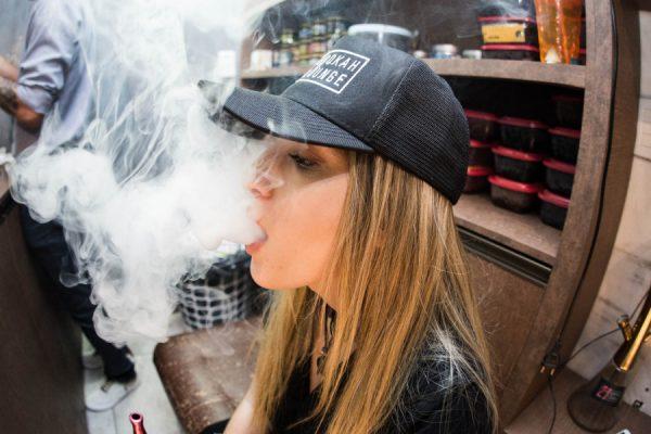 Passivdampfen bei E-Zigaretten nicht vorhanden